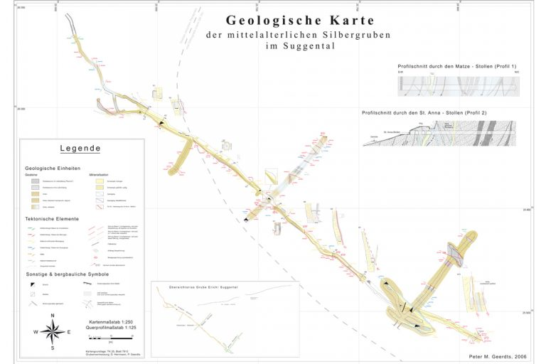 Geokarte